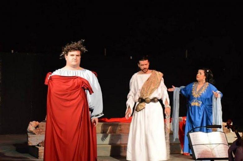 Η Όπερα «Προμηθέας Δεσμώτης» στην Τσαγκαράδα Πηλίου