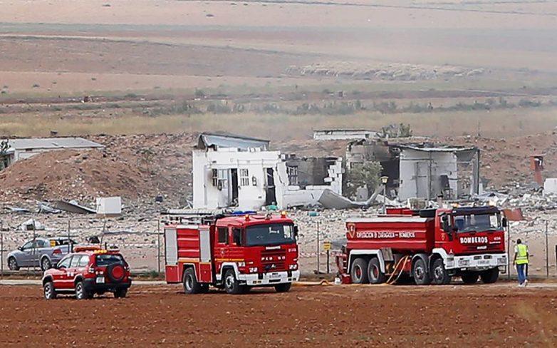 Ισπανία: Πέντε νεκροί σε εργοστάσιο κατασκευής πυροτεχνημάτων