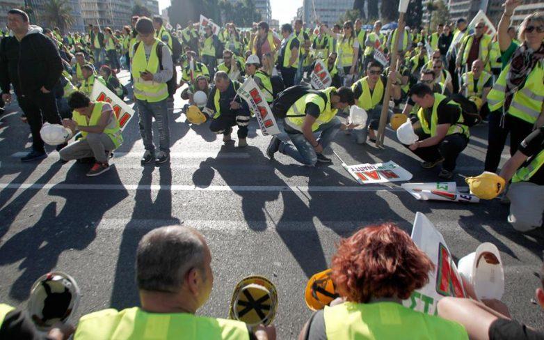 Στο ΣτΕ κατά της απόφασης Σκουρλέτη «Ελληνικός Χρυσός» και σωματεία εργαζομένων