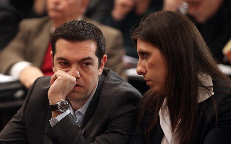 Διαμαρτυρία Κωνσταντοπούλου στον πρωθυπουργό για Μάρδα και Πανούση