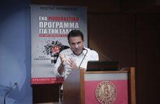 Λαπαβίτσας: Η Ελλάδα χρειάζεται αντιμνημονιακή πολιτική