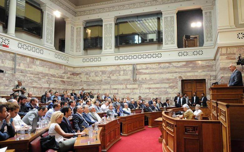 ΝΔ: Άστοχες οι δηλώσεις περί συγκρότησης ευρωπαϊκού μετώπου