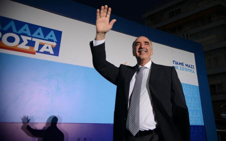 Μεϊμαράκης: Η Ν.Δ. θα είναι πρώτο κόμμα
