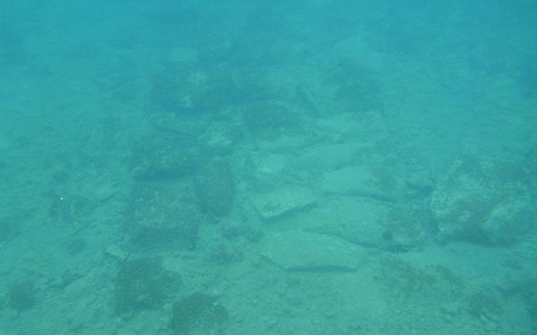 Βυθισμένος οικισμός ανακαλύφθηκε στην Αργολίδα