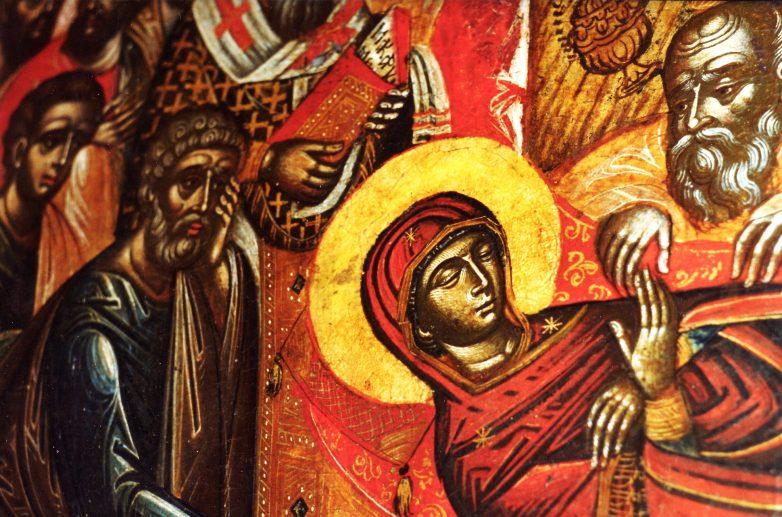 Η Κοίμηση της Θεοτόκου στη Μαγνησία τον Δεκαπενταύγουστο