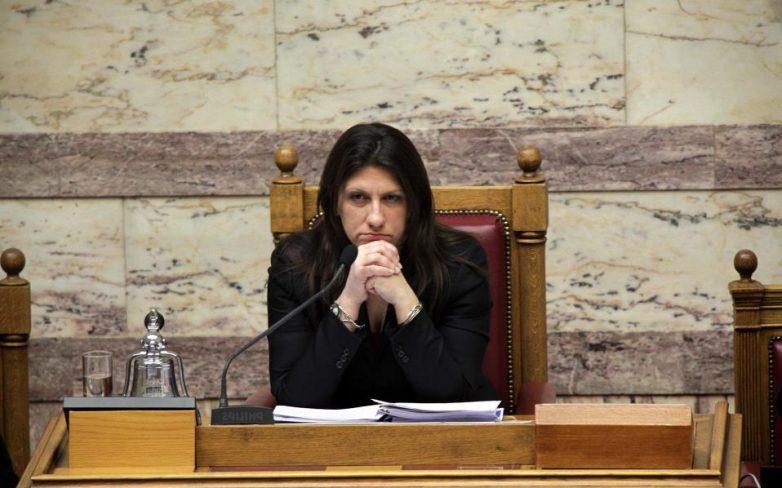 Κωνσταντοπούλου: Οι πολιτικές που ακολουθήθηκαν είχαν στόχο την υπερχρέωση της Ελλάδας