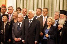 Οι πρώτες δηλώσεις των υπηρεσιακών υπουργών
