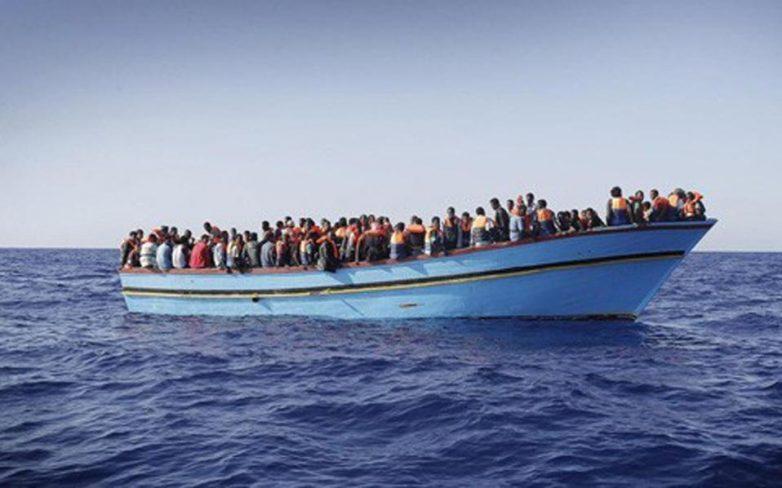 Βυθίστηκε αλιευτικό ανοιχτά της Λιβύης