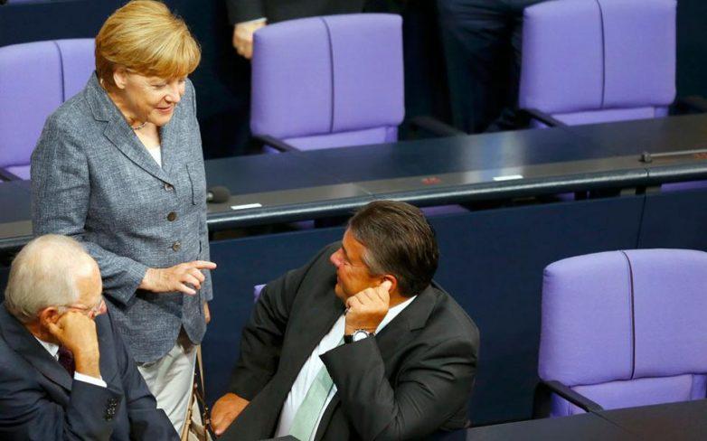 Υπέρ του τρίτου πακέτου βοήθειας ψήφισε η Γερμανική Βουλή