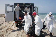 Τουλάχιστον επτά νεκροί μετανάστες ανοιχτά της Λιβύης