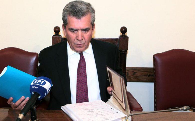 Μητρόπουλος: «Κανένας νομικός λόγος να μην συμπεριληφθώ στις λίστες του ΣΥΡΙΖΑ»