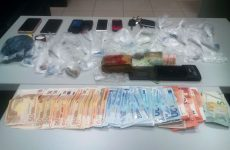 Οργάνωση που διακινούσε ναρκωτικά εξαρθρώθηκε στη Ζάκυνθο