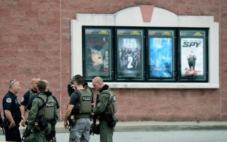 ΗΠΑ: Ενοπλη επίθεση με έναν νεκρό σε κινηματογράφο του Νάσβιλ