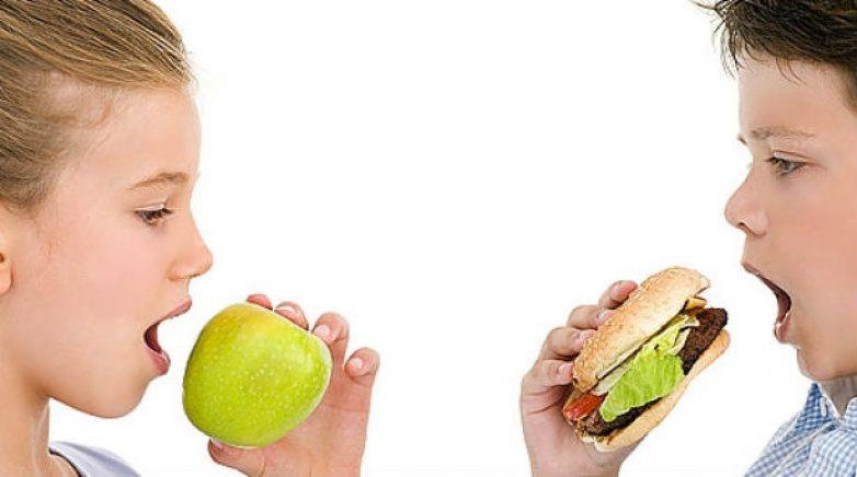 Διατροφική πολιτική για την παιδική παχυσαρκία