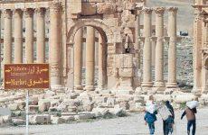Συρία: Το ΙΚ κατέστρεψε τον Ναό του Βήλου στην Παλμύρα