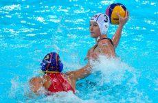 Τελετή έναρξης  Παγκοσμίου πρωταθλήματος Υδατοσφαίρισης Νέων Γυναικών