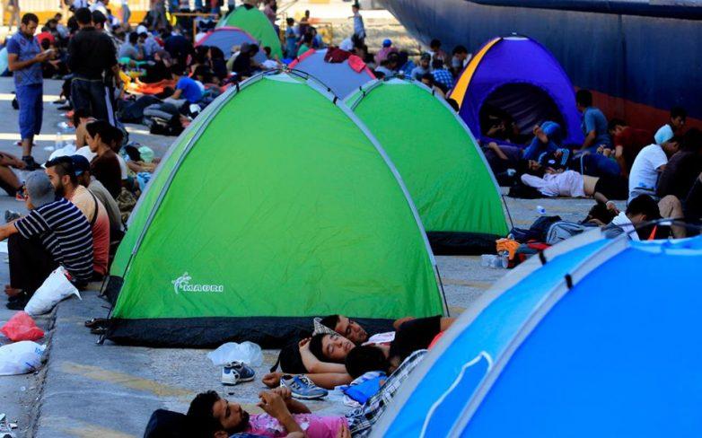 Περισσότεροι από ένα εκατομμύριο πρόσφυγες και μετανάστες στην Ε.Ε. το 2015