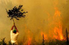 Ενιχύσεις από την Πορτογαλία στα πύρινα μέτωπα της Ισπανίας