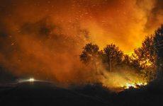 Ισπανία: Πυρκαγιά κατέστρεψε τουλάχιστον 20.000 στρέμματα δασικής έκτασης