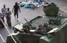 1.500 νεκροί από τη στρατιωτική αστυνομία του Ρίο