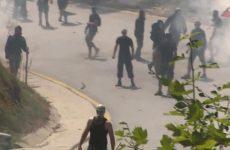 Συλλήψεις σε πορεία διαμαρτυρίας στις Σκουριές-Κλείνουν τους δρόμους οι μεταλλωρύχοι
