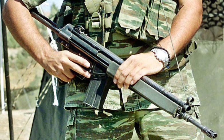 Στρατιώτης τραυματίστηκε θανάσιμα
