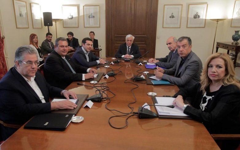 Πολιτική αντιπαράθεση για το Συμβούλιο Αρχηγών