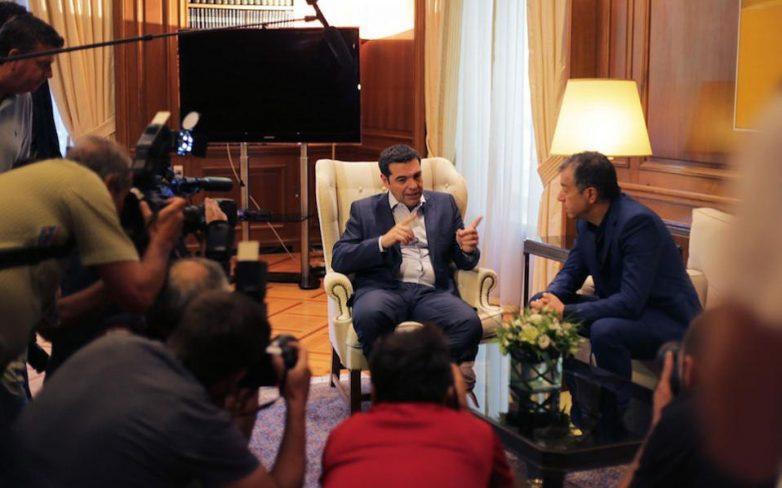 Θεοδωράκης: Τσίπρας και Λαφαζάνης έχουν αποτύχει