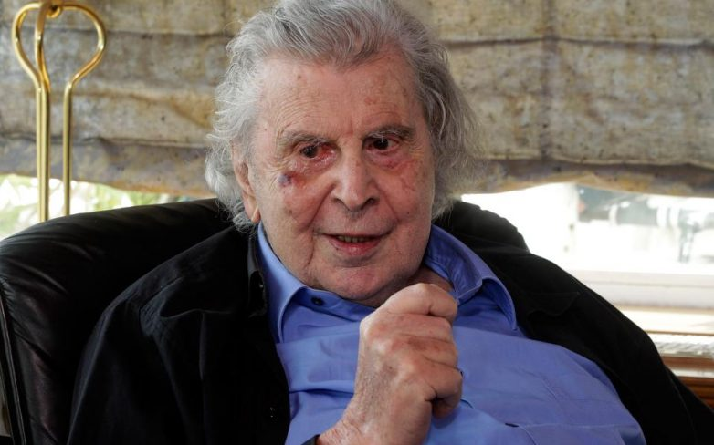 Μίκης Θεοδωράκης: Δεν στηρίζω «την προδομένη Aριστερά»