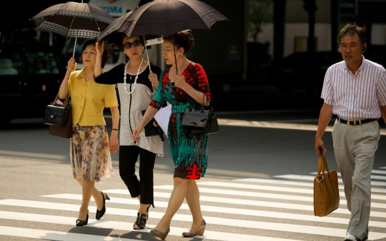 Ιαπωνία: Στους 25 οι νεκροί από το κύμα καύσωνα