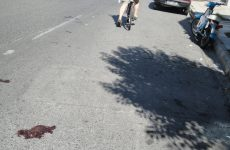 Mε  κατάγματα στο Νοσοκομείο ηλικιωμένος ποδηλάτης