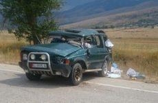 Αλβανία: Σε τροχαίο σκοτώθηκε το ιδρυτικό στέλεχος της Ομόνοιας, Θ. Βεζιάνης
