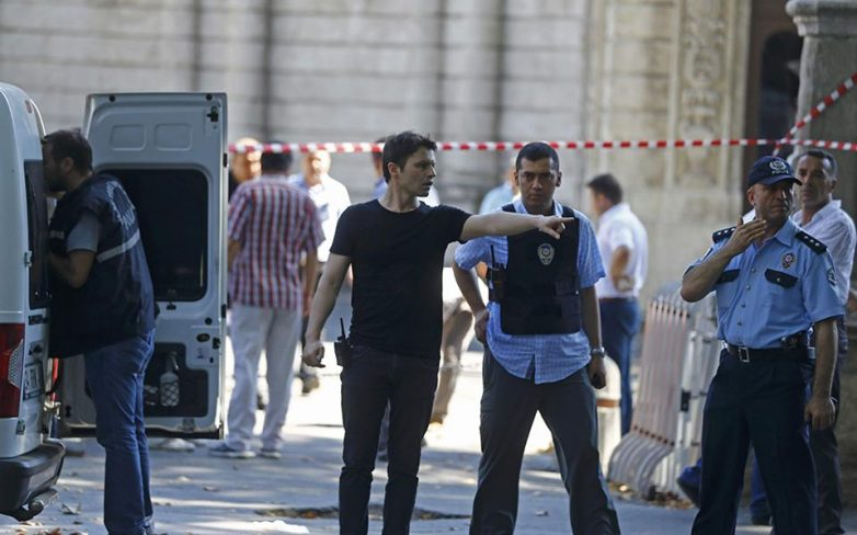 Τουρκία: Νέο κύμα βίας – Συλλήψεις τρομοκρατών στην Πόλη