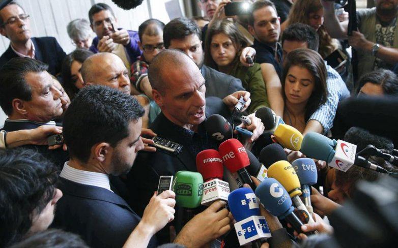 Πανευρωπαϊκό κόμμα θέλει να ιδρύσει ο Γ. Βαρουφάκης