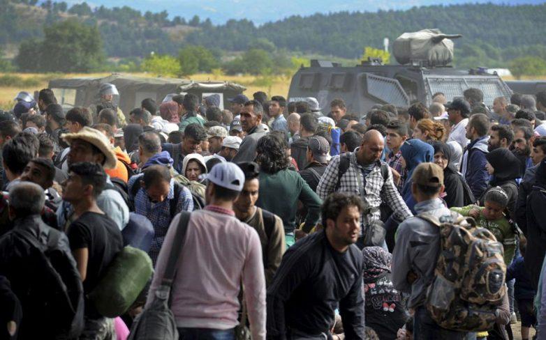 Κοινωνική βόμβα για τις χώρες «τράνζιτ»