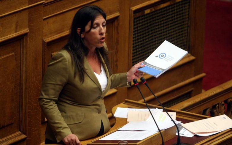Κωνσταντοπούλου: Δεν θα υπερασπιστώ άλλο τον πρωθυπουργό