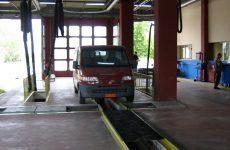 Σε  Τεχνικό ΄Ελεγχο τα  οχήματα της Σκιάθου