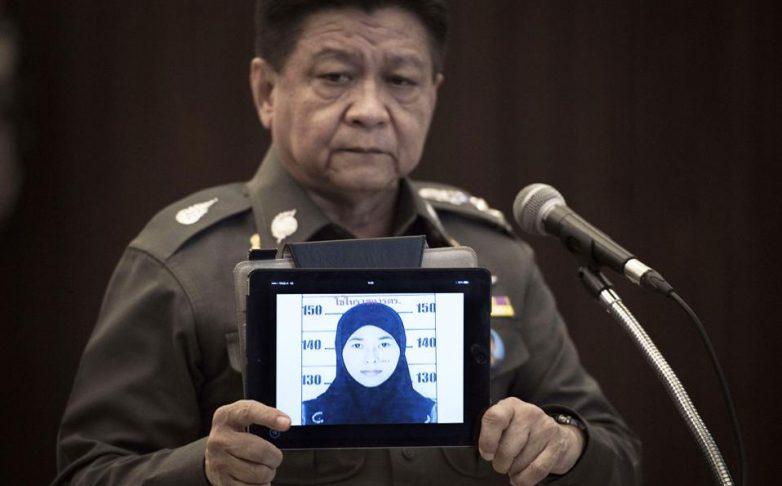 Συνελήφθησαν ύποπτοι για την επίθεση στην Μπανγκόκ