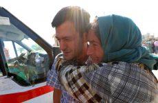 Στο Κομπάνι ετάφησαν οι σοροί των παιδιών