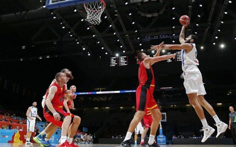 Eurobasket 2015: Ελλάδα – Βέλγιο 75-54