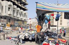 Μακελειό στη Βαγδάτη με τρεις καμικάζι τζιχαντιστές