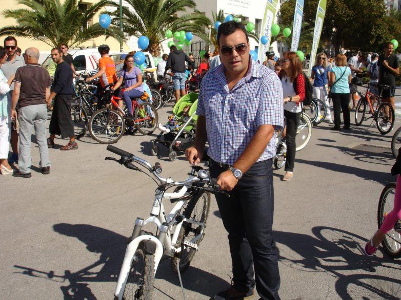 Ευρωπαϊκή Εβδομάδα Κινητικότητας 2015  για την καταπολέμηση της κλιματικής αλλαγής