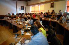 Κατά πλειοψηφία ο προϋπολογισμός 2017 του Δήμου Βόλου