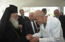 Υλική στήριξη στα ελληνικά νοσοκομεία από την «Αποστολή»