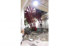 Εκατόμβη νεκρών από την κατάρρευση γερανού στη Μέκκα