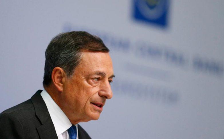 Υπό όρους η ένταξη των ελληνικών ομολόγων στο QE της ΕΚΤ