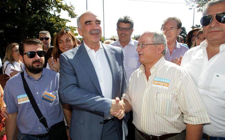 Μεϊμαράκης: Σήμερα μιλάνε οι πολίτες
