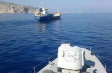 Ελληνική εταιρεία πίσω από το πλοίο που μετέφερε όπλα