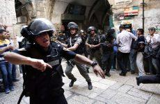 Καζάνι που βράζει η Παλαιά Πόλη της Ιερουσαλήμ