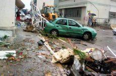 Επτά νεκροί και 120 τραυματίες ο τραγικός απολογισμός της σφοδρής-φονικής κακοκαιρίας στη Χαλκιδική
